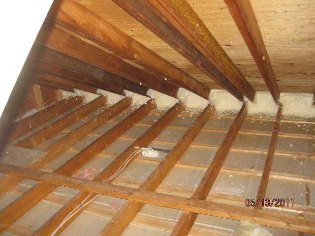 Attic Insulation Prep Stetten Home Services
