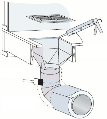 Honeywell Duct Mounted Electronic Air Cleaner: Bel-Aire