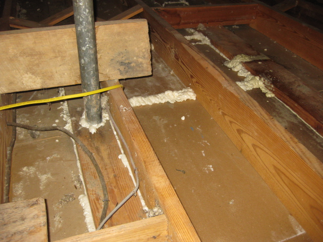 Attic Air Sealing Stetten Home Services