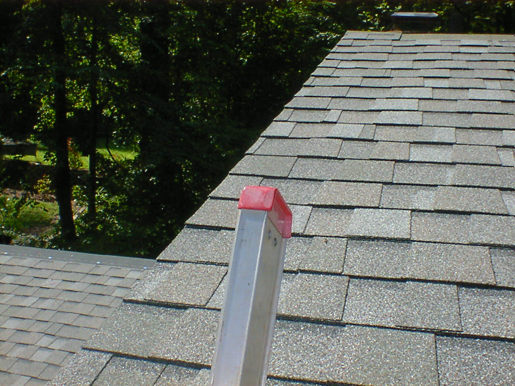 FULLY SUPPORTED ROOF