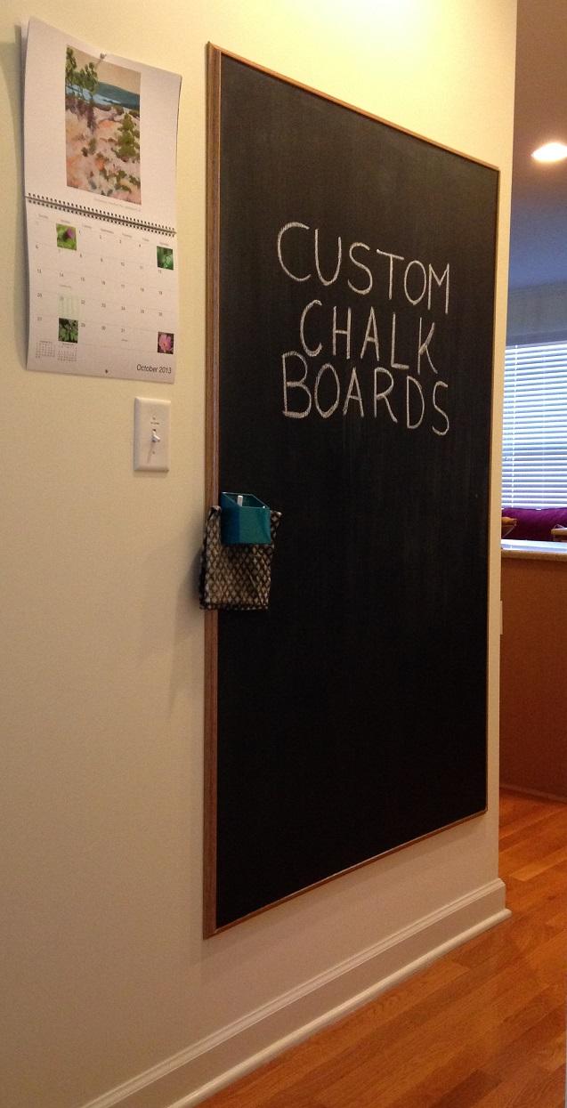 Custom Chalkboard 2