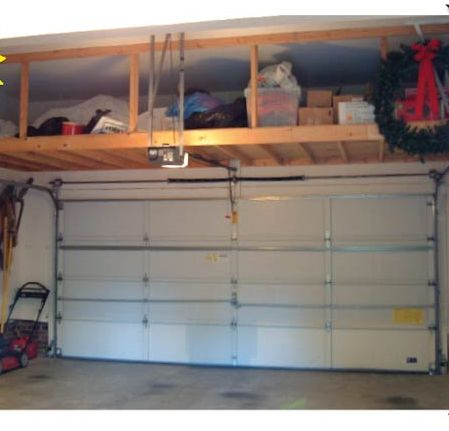 Garage Wasted Space Usage 4