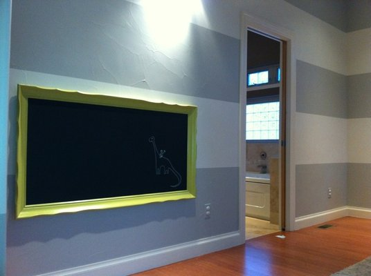 Chalkboard Framed