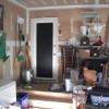 Garage Door Chalkboard