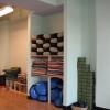 Yoga Prop Storage