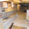 Crawlspace Honey Storage Shelving 2