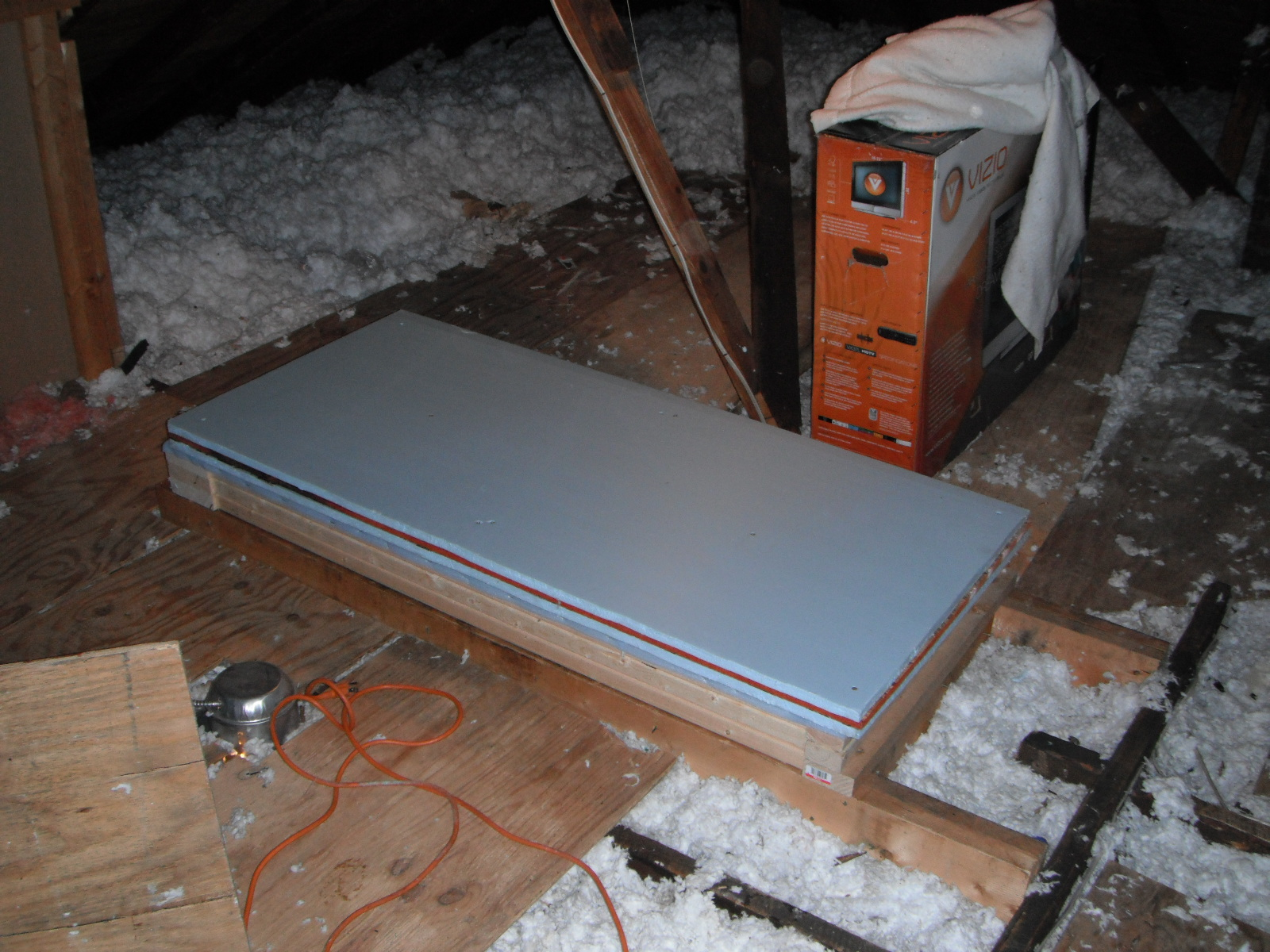 Attic Stair Cover as well Detail additionally Attic Folding Stairs together with Pull Attic Stairs Insulation 7 furthermore Energy Savings Tips. on tent attic ladder insulation